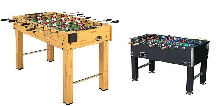 18 Best Foosball Table 2019 Reviews Buying Guide Romeo